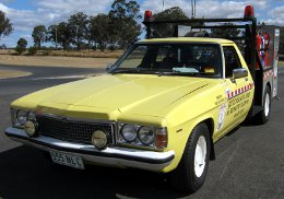 QFRC Holden HZ Fire & Rescue Truck